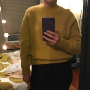 Lovely Yellow Sweater
